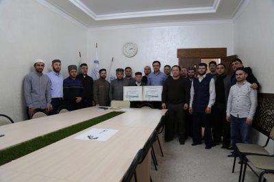 В Хасавюрте состоялось совещание участников оргкомитета по вопросу строительства двух минаретов