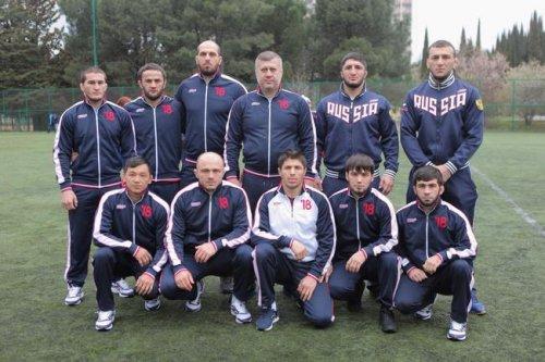 Хасавюртовцы представят страну на чемпионате Европы по вольной борьбе