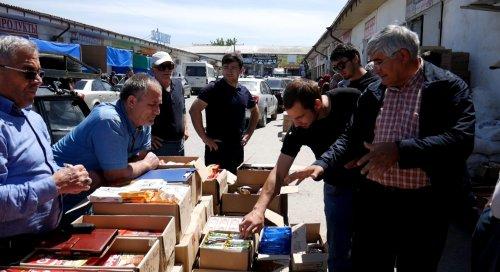 Рынки города проверили на наличие просроченных продовольственных товаров