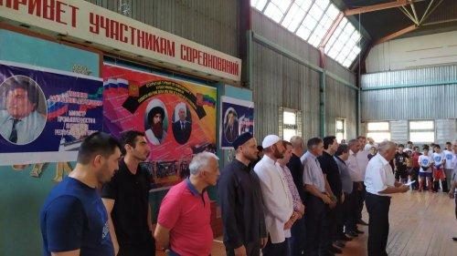 В Хасавюрте стартовал кубок Шамиля памяти Магомедгаджи Магомедова по кикбоксингу