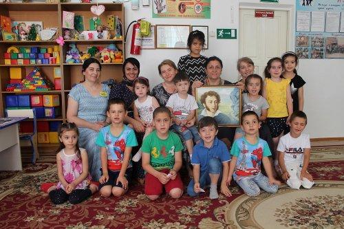 Библиотекари Хасавюрта подготовили для маленьких хасавюртовцев забавное каникулярное развлечение