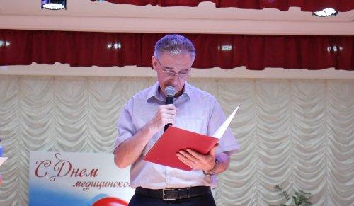 Концерт ко дню медицинского работника прошел в Хасавюрте