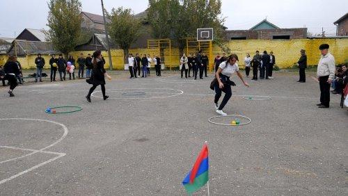В Хасавюрте прошли веселые старты «Спорт против террора!»