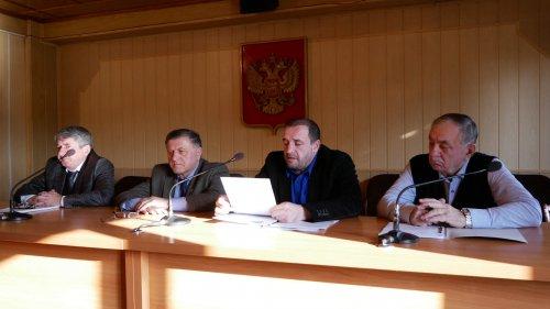 Заседание рабочих групп состоялось в Хасавюрте