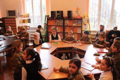 В библиотеке Хасавюрта вспоминали о подвигах юных защитников Отчизны