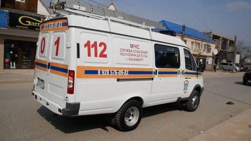 В Хасавюрте продолжается оповещение населения через громкоговорители