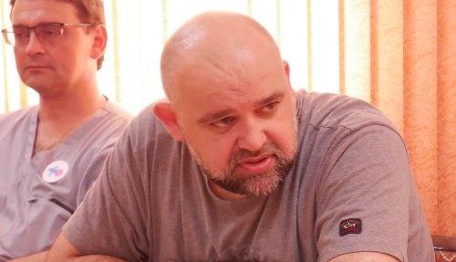 Денис Проценко посетил центральную больницу Хасавюрта