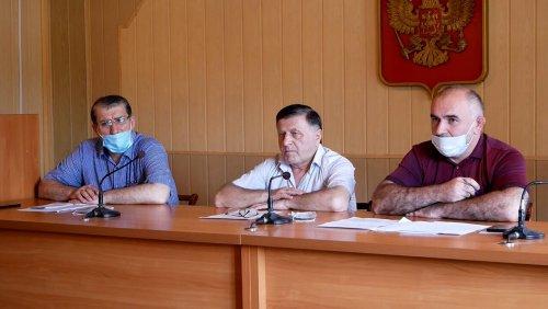 Глава Хасавюрта встретился с представителями духовенства города