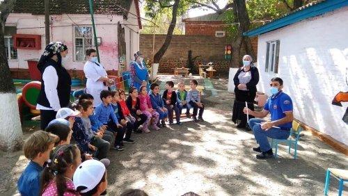 Профилактические беседы по пожарной безопасности с работниками дошкольных учреждений провели в Хасавюрте