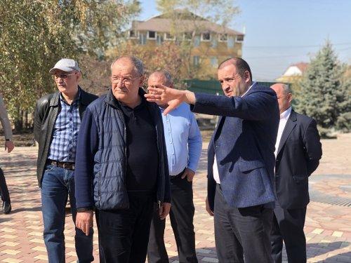 В Хасавюрте обсудили проектирование новых объектов водоснабжения города