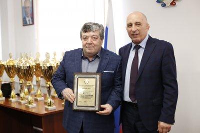 Хасавюрт занял 1 место в смотре-конкурсе Минспорта РД