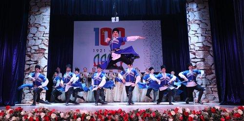 В Хасавюрте отметили 100-летие образования ДАССР