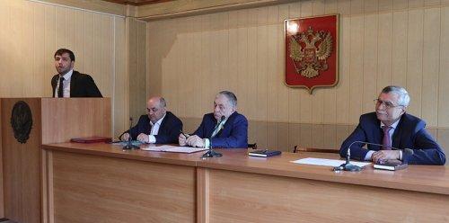 В Хасавюрте состоялась сессия Собрания депутатов городского округа
