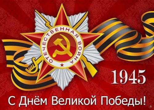 Поздравление Главы города Хасавюрт Корголи Корголиева с Днем Победы